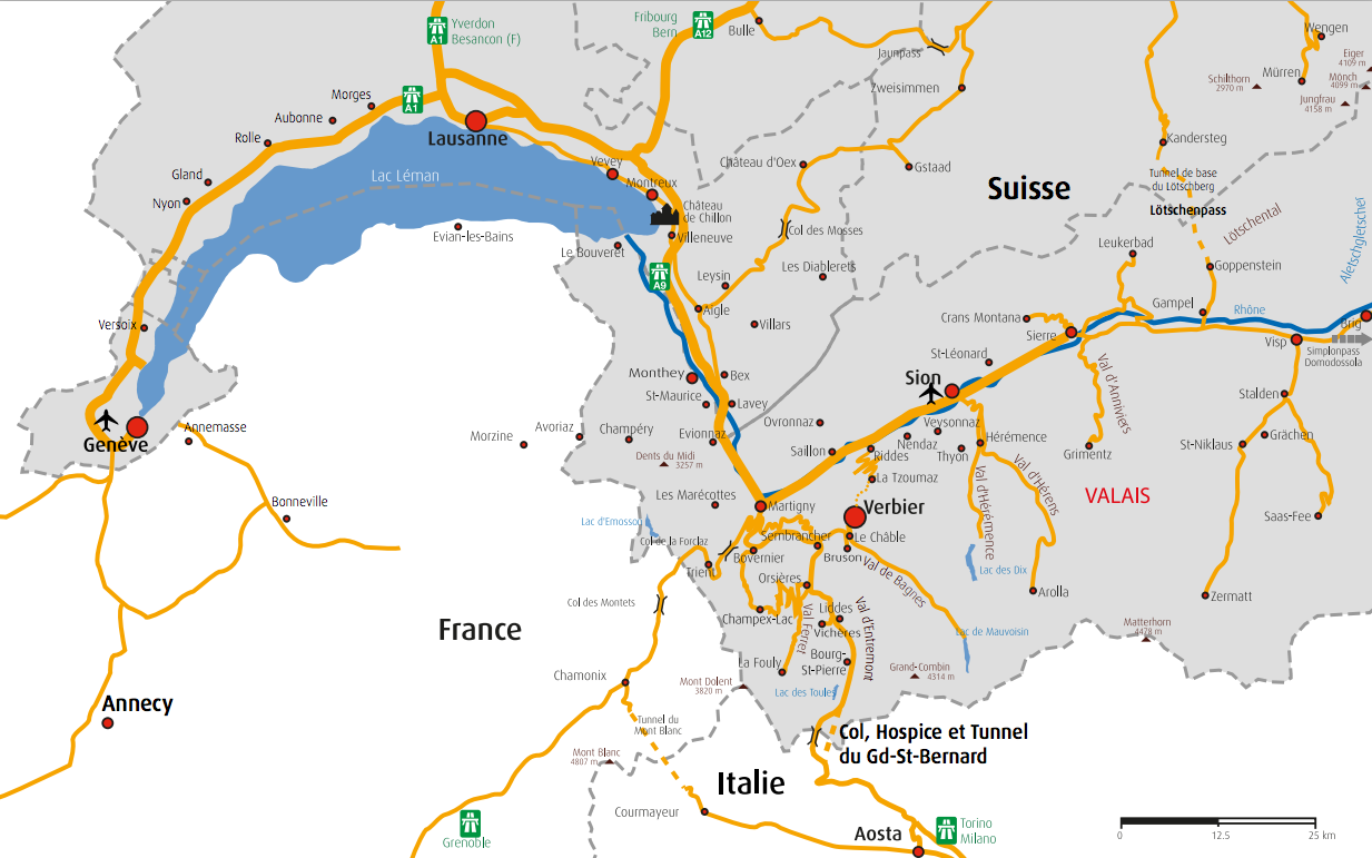London to Switzerland by Rail Journey Planning Rail Passenger